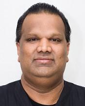 Vedampattu Ganeshram, MD