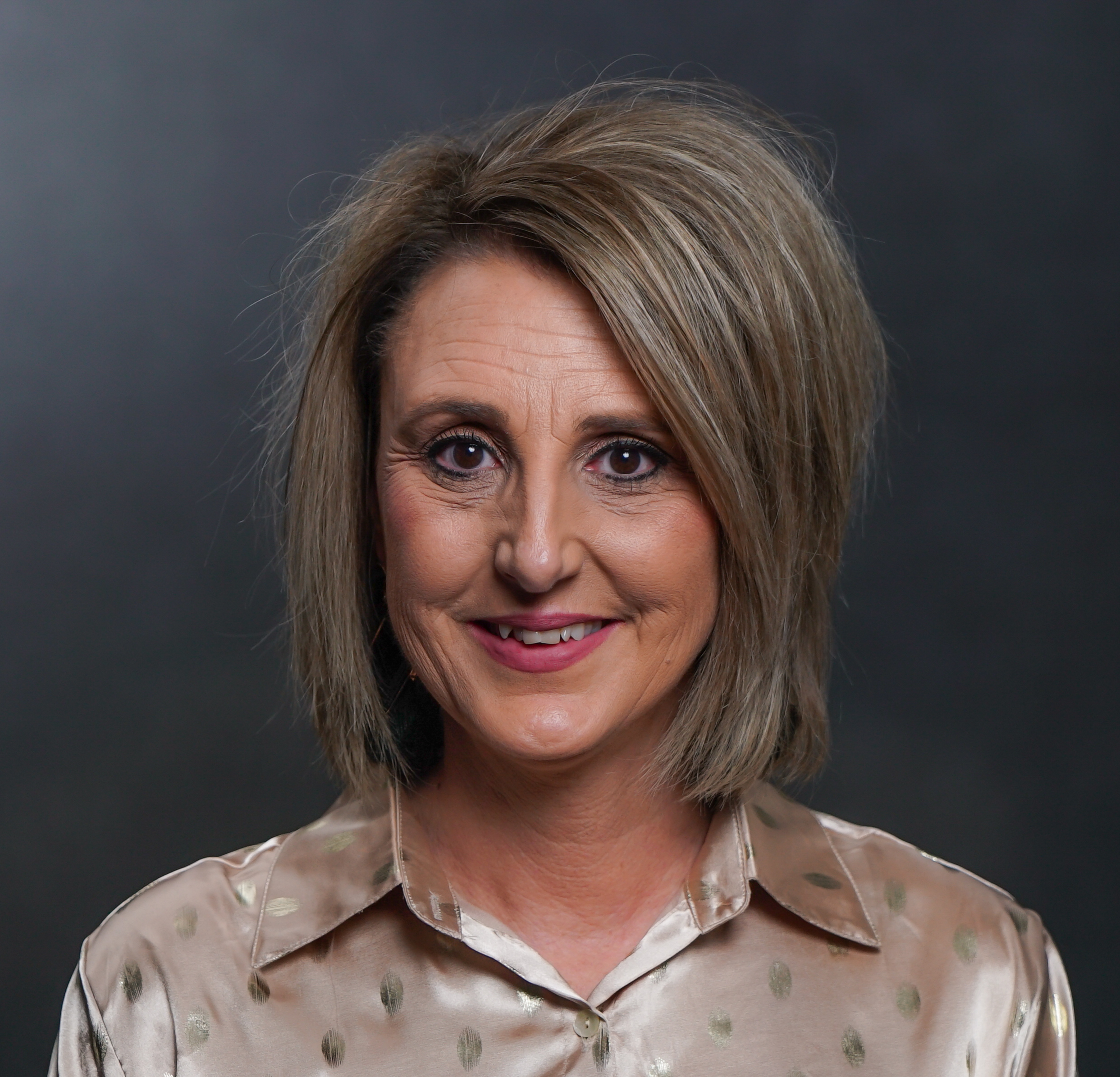 Gaye Overstreet, Administrative Assistant